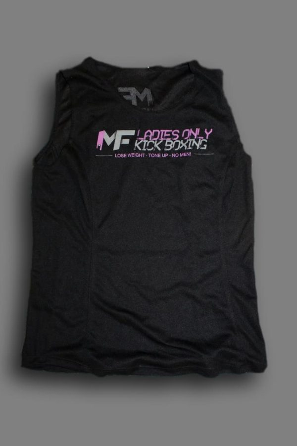 Ladies Only Martial arts Singlet