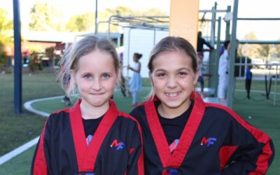 The Benefits of Martial Arts Training For Girls